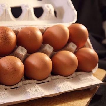 Afbeeldingen van 10 Verse Eieren