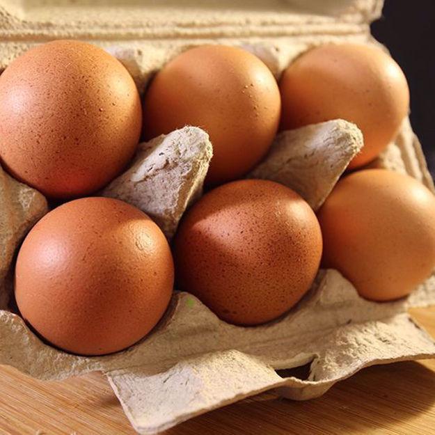 Afbeelding van 6 Verse Eieren