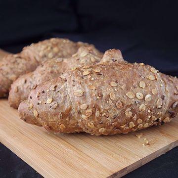 Afbeeldingen van Meergranen Croissants