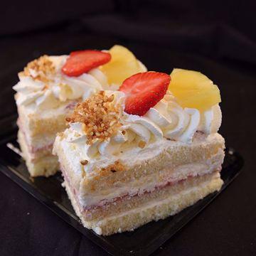 Afbeeldingen van Slagroom gebak