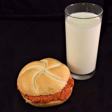 Afbeeldingen van Broodje filet american