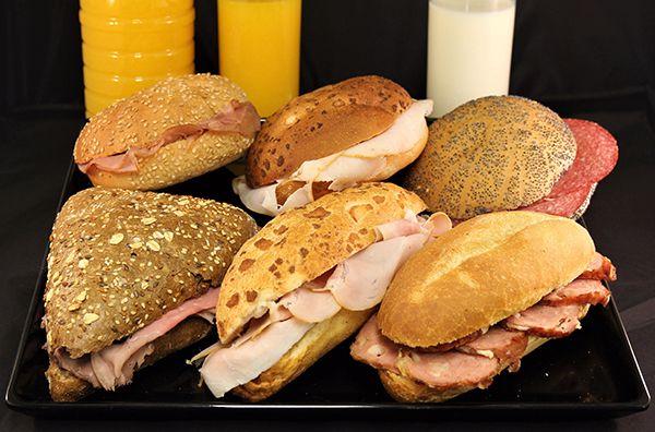 Afbeelding voor categorie Belegde broodjes