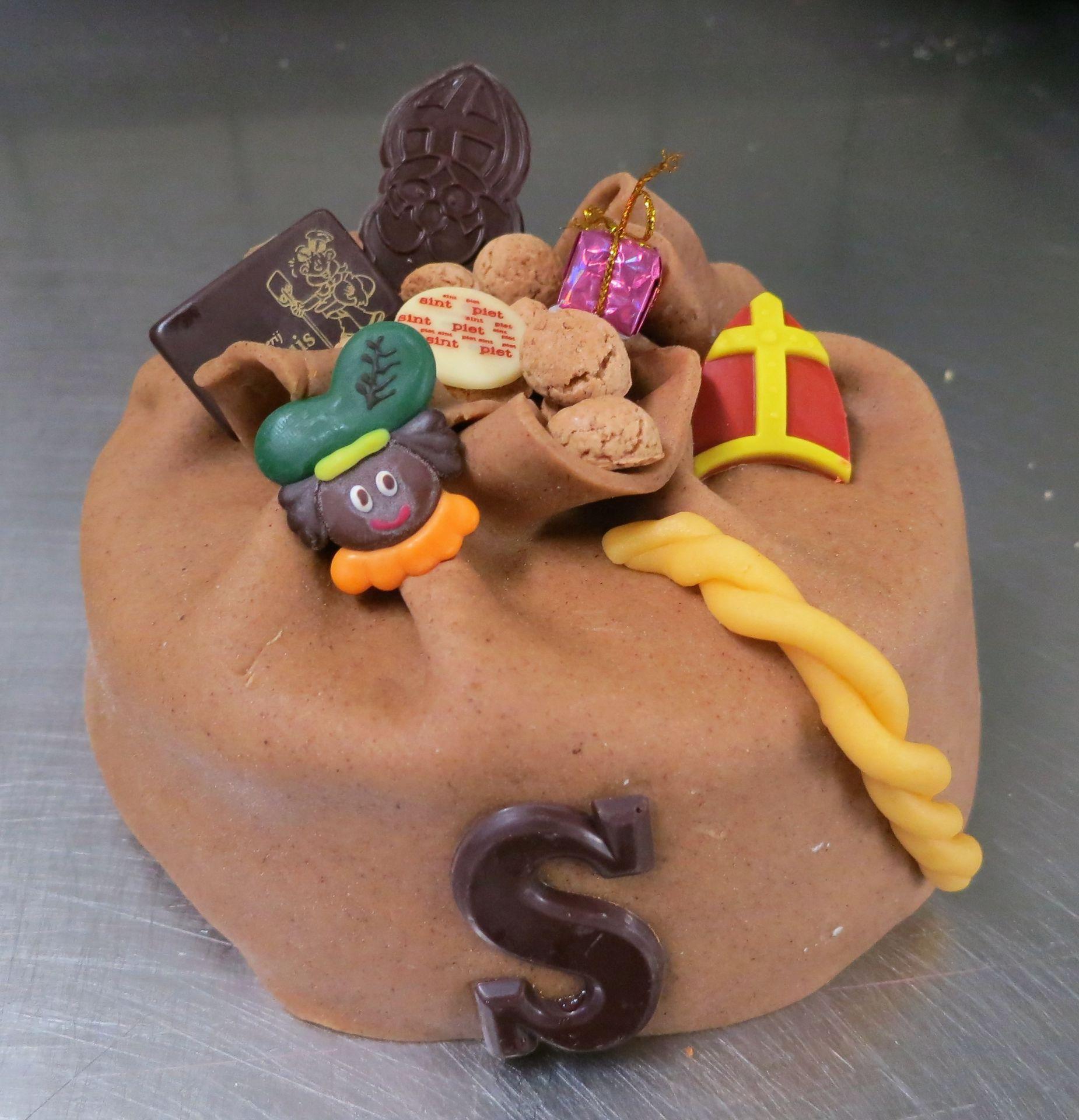 Afbeelding voor categorie Sinterklaas Taart