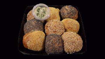Afbeeldingen van Breekbrood wit